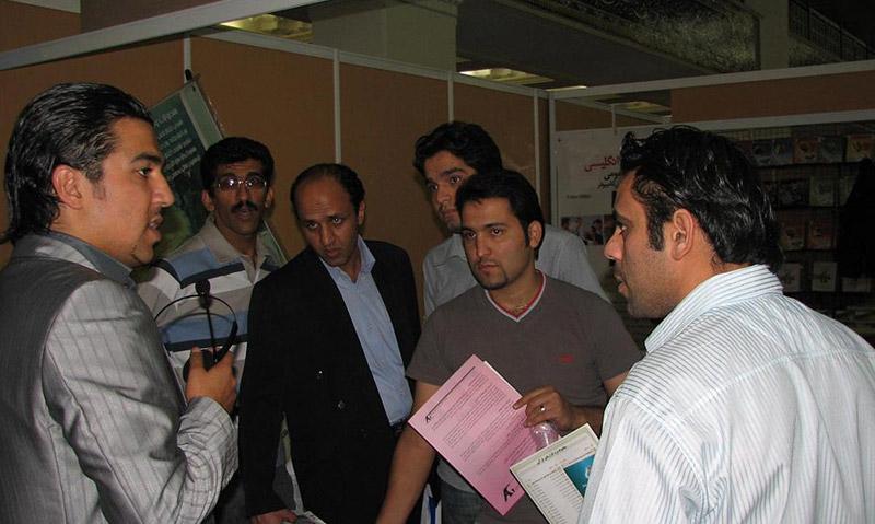 رسانه های دیجیتال تهران 1387