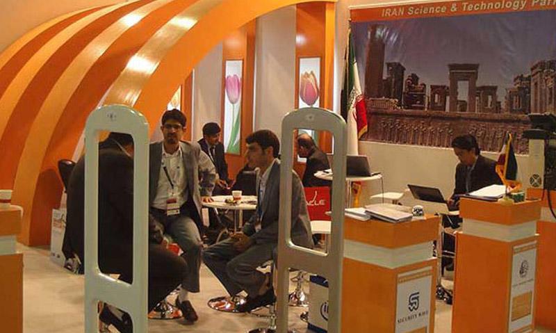 نمایشگاه جیتکس دبی-2012