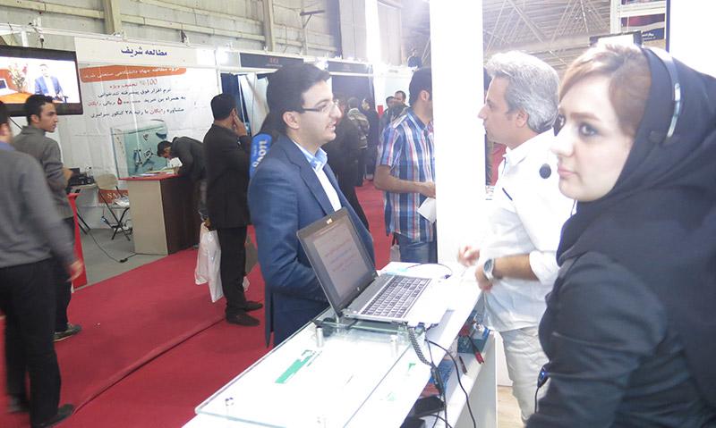 نمایشگاه الکامپ تهران 2014