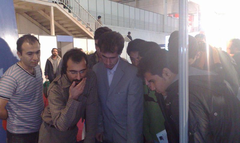 نمایشگاه الکامپ تهران 2008